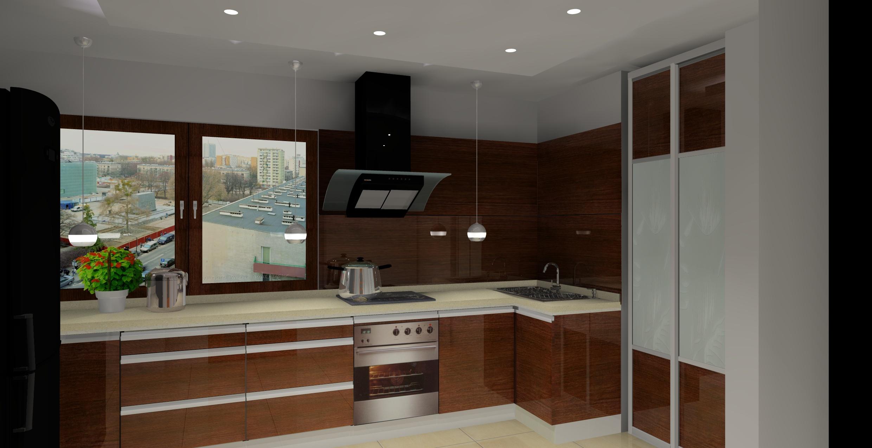 Projekt kuchni z salonem zdob d najnowsze for Projekty kuchni z salonem