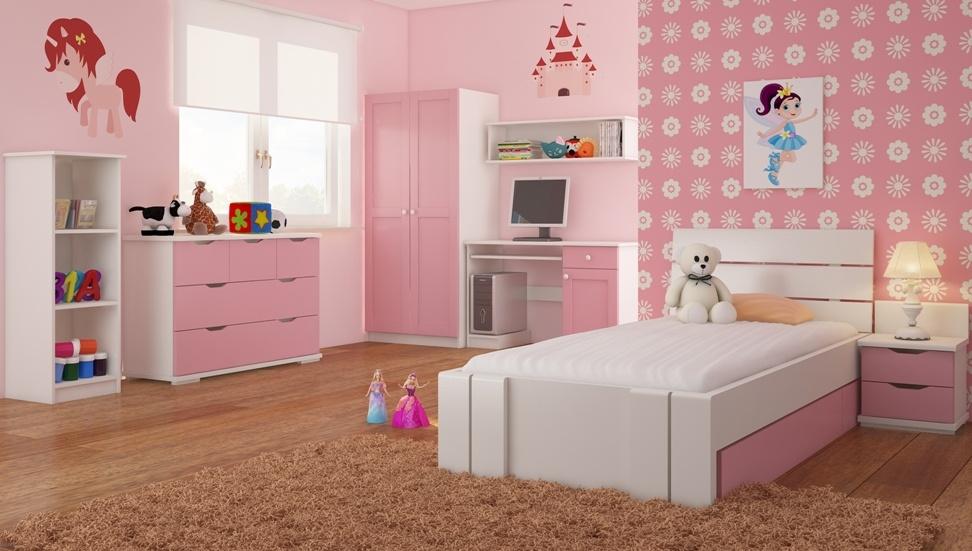 Przytulna Sypialnia Dla Dziecka