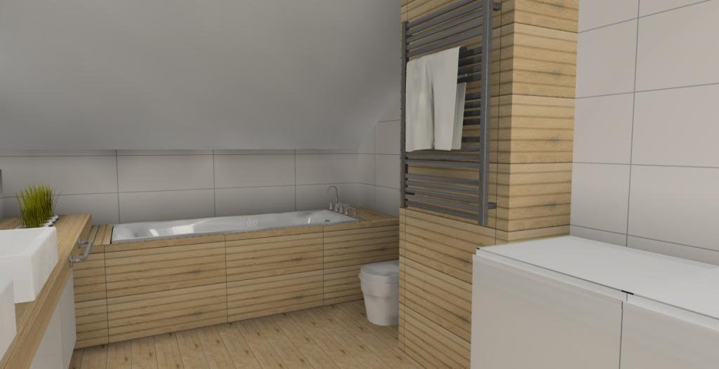 nowoczesna-lazienka-w-drewnie-wanna-dwie-umywalki-plytki-royal-place-tubadzin-grzejnik