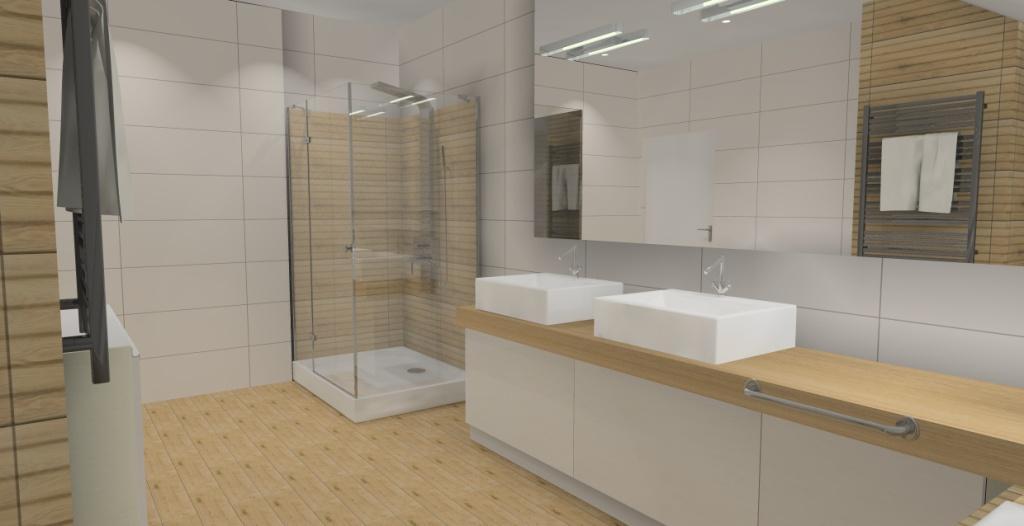 nowoczesna-lazienka-w-drewnie-wanna-dwie-umywalki-plytki-royal-place-tubadzin-prysznic